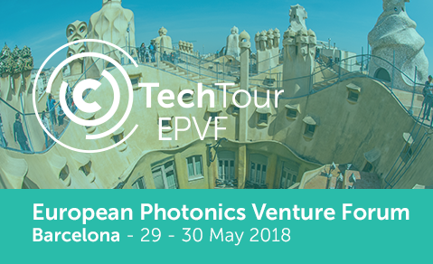 Jump into the photonics future in Barcelona, 29-30 May 2018